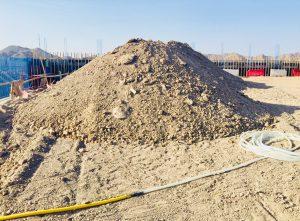 Soil as Backfill Material