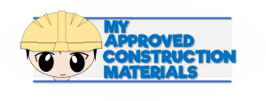 My Approved Construction Materials Logo