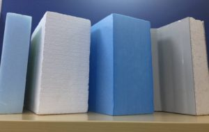 thermal insulation for buildings